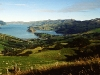 Akaroa Inelt, Banks Peninsula, Canterbury, Südinsel Neuseeland