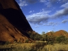 Am Uluru (Ayers Rock) westlich von Alice Springs, Northern Territory, Australien