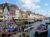 Top-Sehenswürdigkeit in Kopenhagen - der Nyhavn, Dänemark