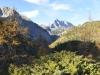 Der Watzmann von Süden, Nationalpark Berchtesgaden, Bayern, Deutschland