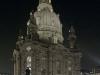 Frauenkichre bei Nacht, Dresden, Sachsen, Deutschland