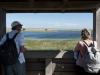 Aussichtspunkt im Nationalpark Darßer Ort, Ostsee, Deutschland