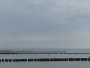 Stahlgrauer Sommertag an der Ostsee