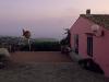 Abendstimmung auf der Piazza Marconi, Capoliveri, Elba, Toskana, Italien