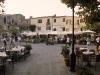 Piazza Matteotti, Capoliveri, Elba, Toskana, Italien