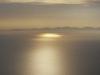 Blick von der Westküste auf Korsika, Elba, Toskana, Italien