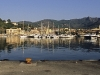Hafen von Porto Azzurro, Elba, Toskana, Italien