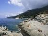 Küste bei Sant\' Andrea, Elba, Toskana, Italien