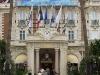 Das berühmte Hotel Carlton in Cannes, Cote d\'Azur, Frankreich