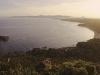 Blick über die Bucht von St.Raphael, Cap Dramont, Cote d\'Azur, Frankreich
