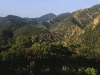 Die Schlucht du Mal Infernet und der Pic de L\'Ours im Estérel-Massif, Cote d\'Azur, Frankreich