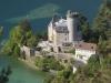 Schloß Duingt am Lac d\'Annecy, Savoyen, Frankreich