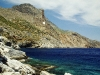 Das Kloster Chosowiotissa auf Amorgos, Kykladen, Griechenland