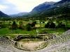 Amphitheater von Dodoni, Griechenland