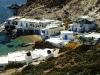Der Ort Klima auf Milos, Kykladen, Griechenland