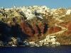 Oia auf Santorini, Kykladen, Griechenland