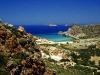 Strand von Plathiena, Milos, Kykladen, Griechenland