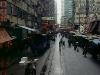 Strassenszene auf der Hennesy Road, Causeway, Hongkong, China