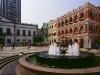 Zentraler Platz am Leal Senado, Macau