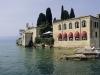 Halbinsel Punta San Vigilio, Gardasee, Italien