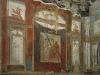 Herakles-Fresko im Collegium der Augustalen, Herculaneum, Kampanien, Italien