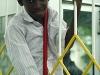 Junger Kapverdianer, Praia, Santiago, Kapverdische Inseln