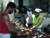 Fischmarkt von Mindelo, Sao Vicente, Kapverdische Inseln