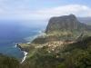 Der Adlerfelsen von Faial, Madeira, Portugal