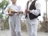 Musiker vor der Wallfahrtskirche Monte, Funchal, Madeira, Portugal