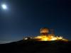 Radarstation auf dem Pico do Arieiro, Madeira, Portugal