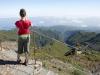 Auf dem Gipfel des Pico Ruivo, Madeira,Portugal