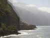 Steilküste bei Ponta Delgada, Madeira, Portugal