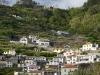 Steilküste hinter Porto Moniz, Madeira, Portugal
