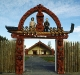 Nga Hau e Wha National Marae, Christchurch, Neuseeland