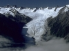 Der Franz-Josef-Gletscher in den Alpen der Südinsel, Neuseeland