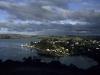 Bucht und Ortschaft Marahau, Nordinsel, Neuseeland