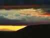 Blick auf Mt. Taranaki von der Mangatepopo Hut, Tongariro Nationalpark, Nordinsel, Neuseeland