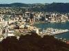 Wellington, Haupstadt von Neuseeland