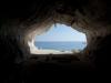 Die Felsgrotten der Cala Luna auf Sardinien