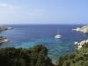 Bucht am Capo Testa in der Gallura, Sardinien, Italien