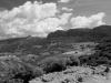 Tafelberge der Monte Tonneri in der Ogliastra, Sardinien, Italien