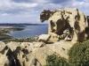 Der Bärenfels oberhalb Palau, Sardinien, Italien
