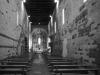 Innenraum der Kirche Santà Trinita di Saccargia auf Sardinien, Italien