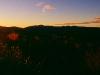 Sonnenaufgang über der Kaimanawa Range, Tongariro Nationalpark, Nordinsel Neuseeland