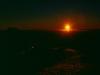 Sonnenaufgang auf dem Gipfel des Ngauruhoe, Tongariro Nationalpark, Nordinsel Neuseeland