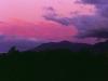 Sonnenuntergang über Tongariro, Tongariro Nationalpark, Nordinsel Neuseeland