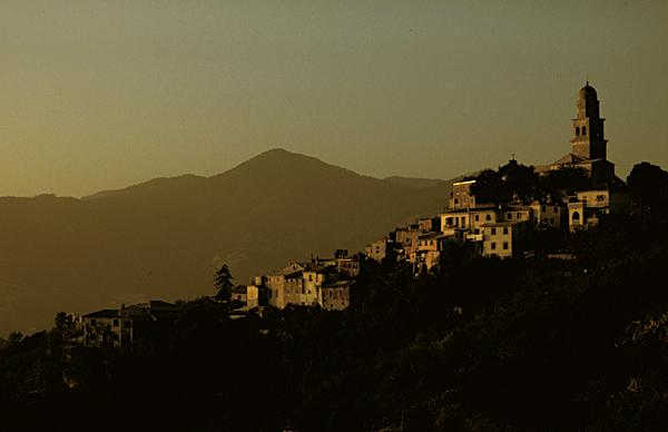 Volastra, Cinque Terre, Ligurien, Italien