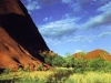 Uluru, (Ayers Rock), Red Center, Northern Territory, Australien