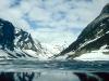 Langevatn See, Geiranger, Norwegen