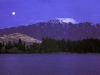 Remarkables vor dem Lake Wakatipu, Queenstown, Südinsel Neuseeland